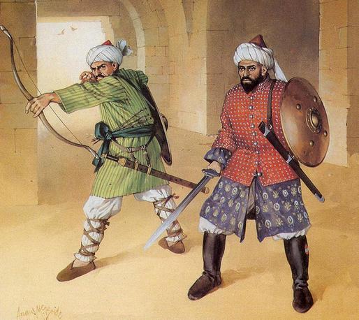 Sejarah Pasukan Mamluk-6111