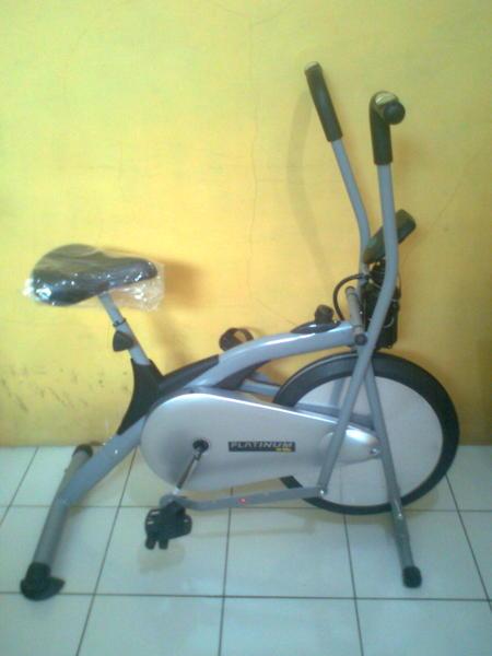 ... Alat Fitness Exercise Bike Sepeda Statis Platinum Bike | FJB Indonesia
