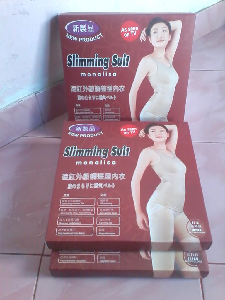 Monalisa Sliming Suit Menurunkan Berat Badan Juga Menjaga ...