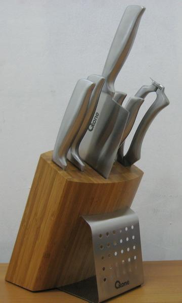 Oxone OX-982 Master Chef Knife Set Pisau Dapur Vicenza Murah