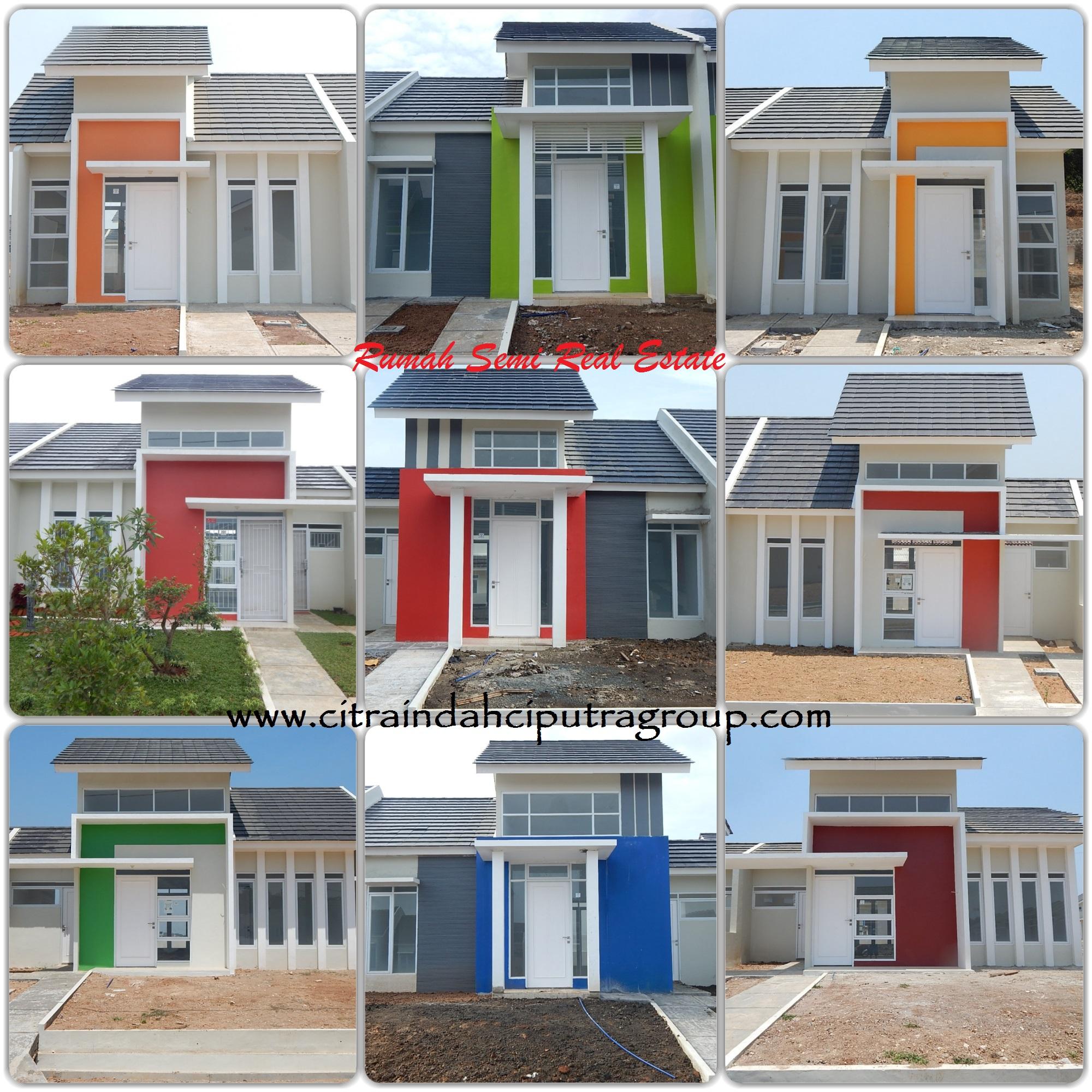 rumah mewah harga murah dp rendah