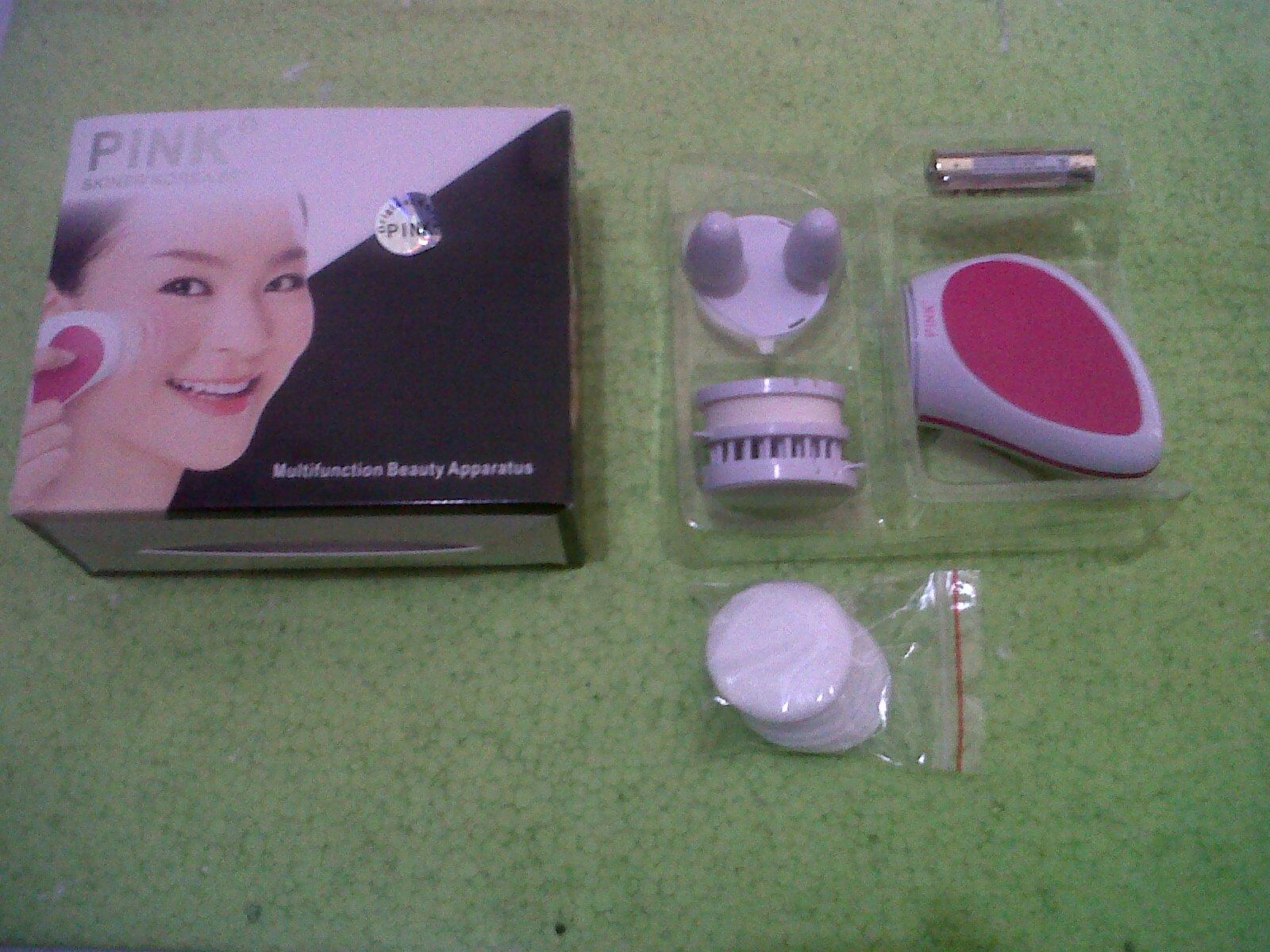 Mawar88shop Cnaier 6 In 1 Face Cleanser Skiner Case Daftar Harga Source · Skinner Beauty Set Korea skiner jaco tv pengangkat kotoran komedo 4098393 198ae7fe