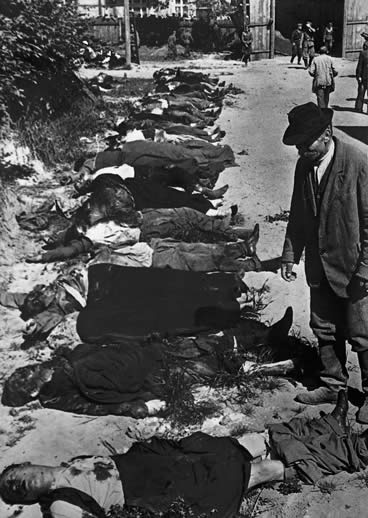 Foto-Foto Pembantaian Nazi Terbesar di Dunia
