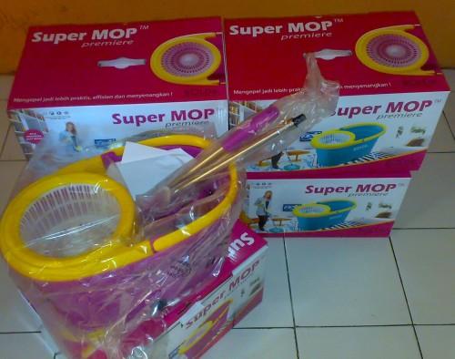 Harga Super Mop Asli