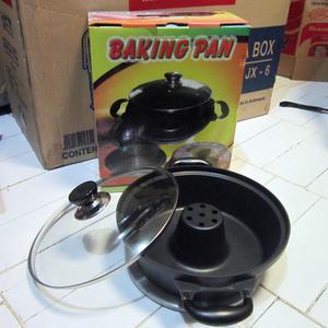 Cetakan Kue Bolu Teflon Murah Baking Pan Terlaris Tnp Oven