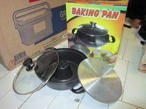 Alat Masak Pembuat Kue Bolu Panggang Cepat Baking Pan
