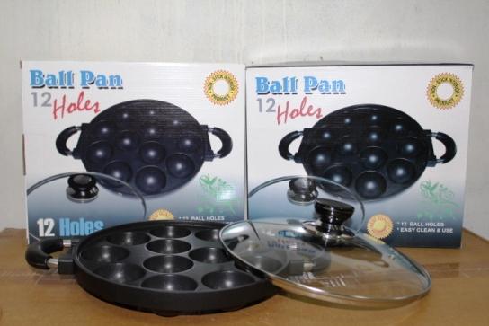 Alat Masak Kue Baking Pan Donat Maker Cetakan Kue Praktis ...