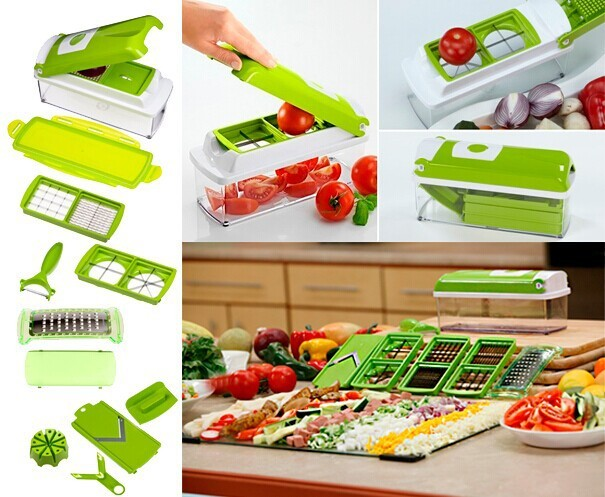 genius nicer dicer mesin pengupas pemotong buah manual multi chopper pencacah bumbu murah. Black Bedroom Furniture Sets. Home Design Ideas