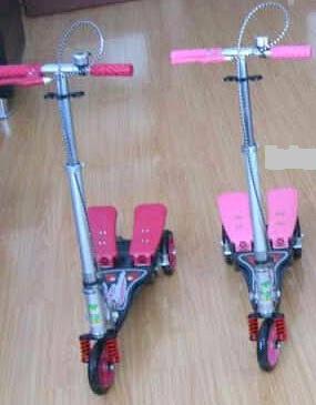 Jual MURAH Skuter Injak Mainan Anak Scooter Besi 2 Pedal