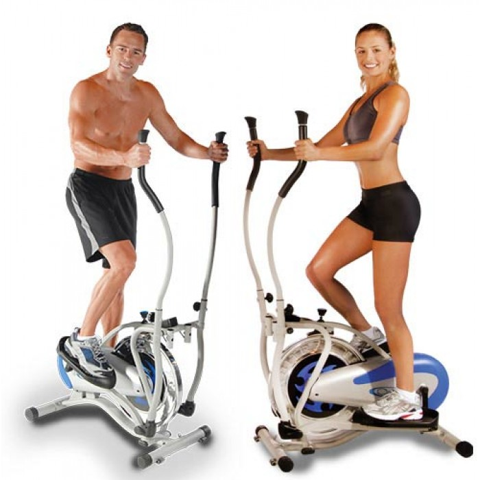 easy fit exercise machine