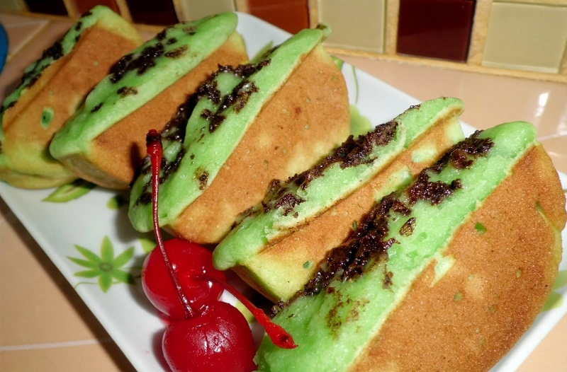 Cetakan Kue Pukis Pancong Teflon Snack Maker Sagu Rangi