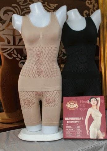 Kozui Slimming Suit Double Infrared - Baju Korset ...