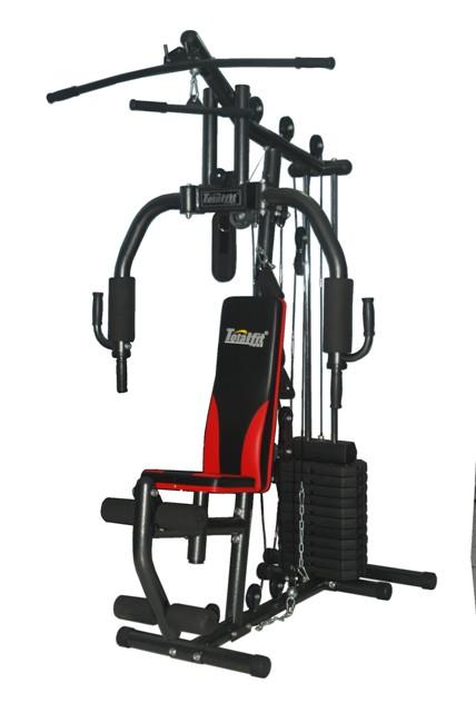 Home Gym Total Tipe HG001 75 Kg Multifungsi Alat Olahraga