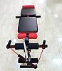 SIT UP BENCH 2 IN 1 ada ressisten belt papan situp six pack abs badan-sit-up-bench-2-1-alat