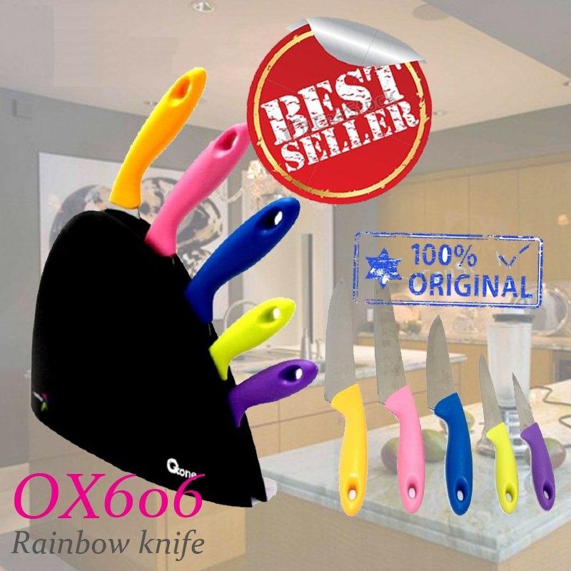 PISAU SET OXONE ox 606 knife original tajam bagus. Click here to see a large version
