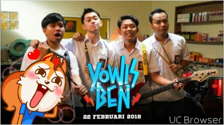 Nonton Film Streaming Download Legal/ Trailer Yowis Ben (2018)