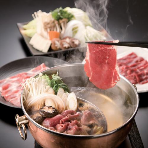 shabu shabu sukiyaki makanan jepang enak banget