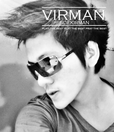 Virman soekirman hot model
