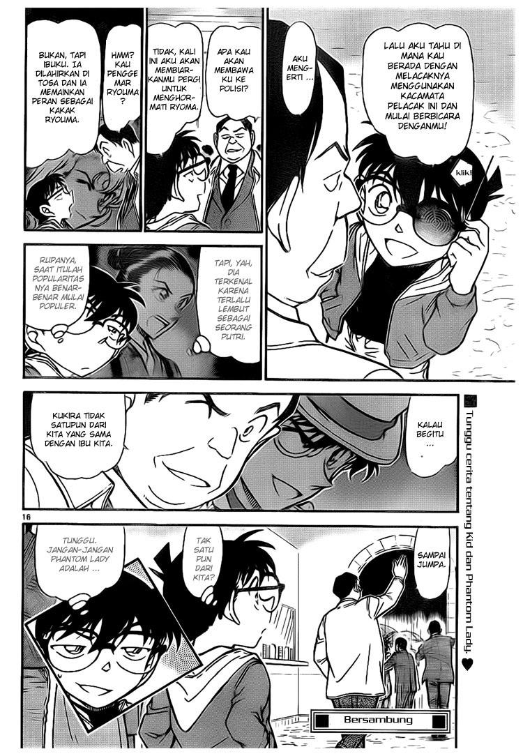 manga detective conan 733 online