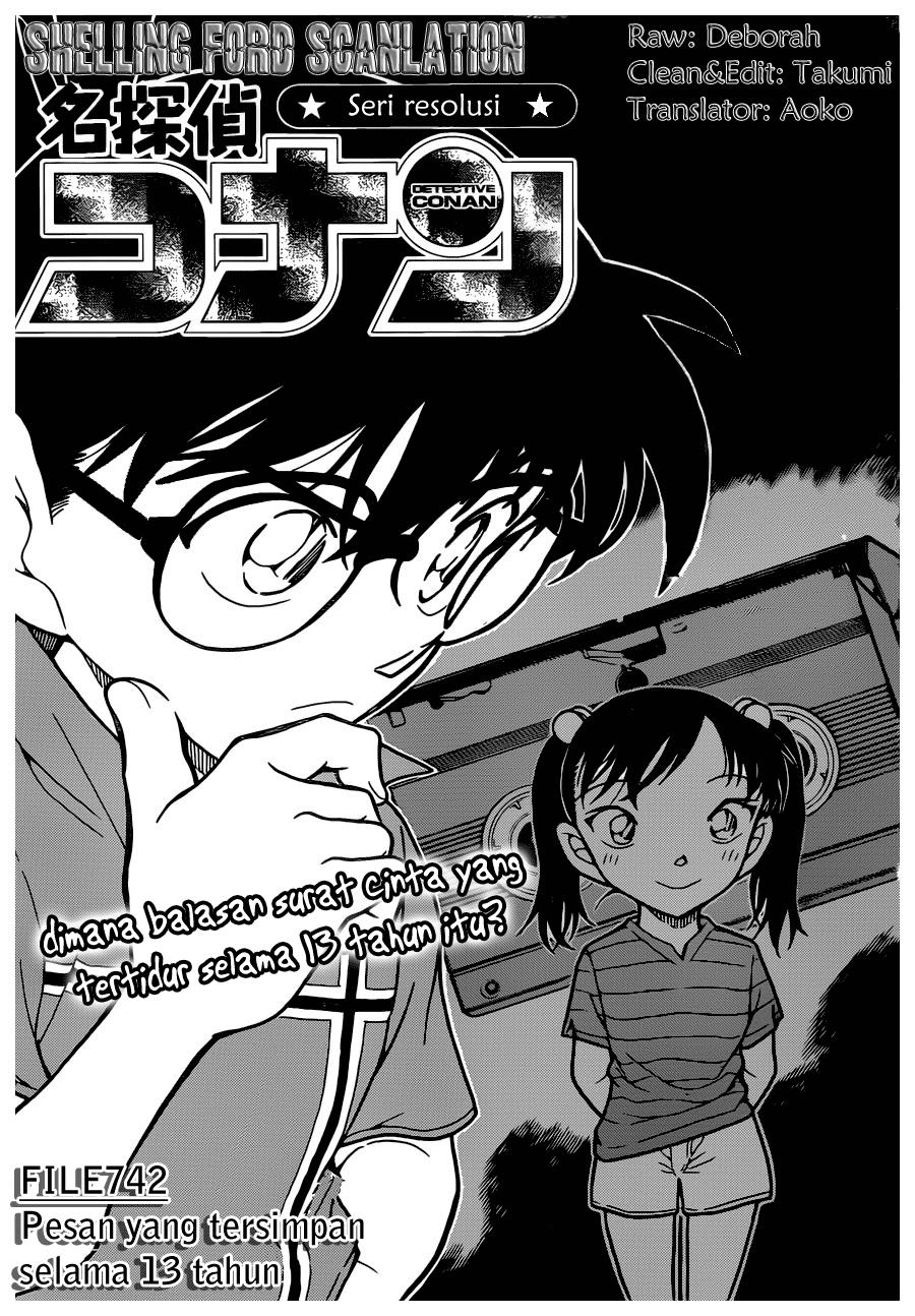 Loading Detective Conan...