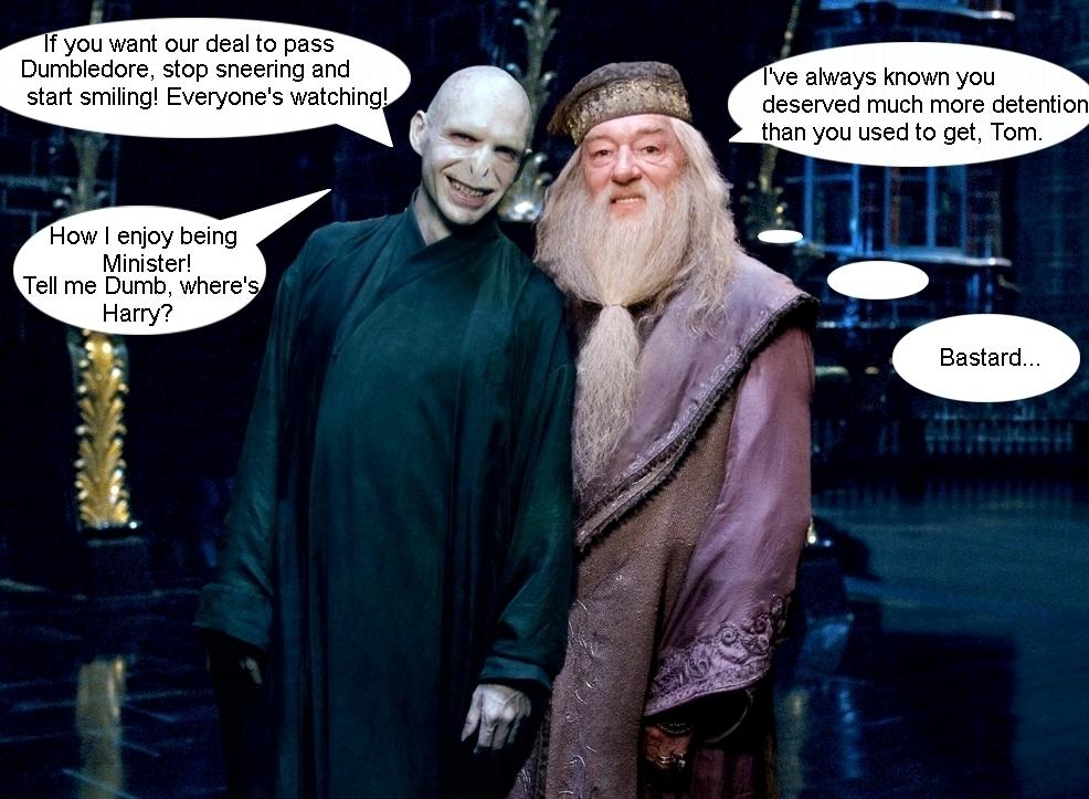 Lord Voldemort Harry Potter Lainnya Foto