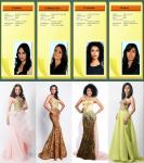Perjalanan ke ajang Putri Universe