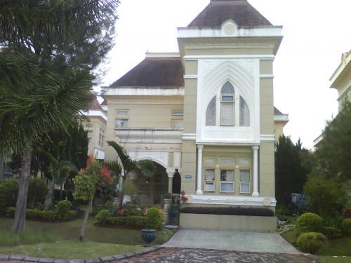 villa kotabunga puncak