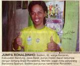 pemain asal dari brajil di besarkan di indonesia