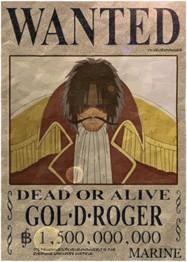 10 buronan one piece paling tinggi gan 1_gold_D_roger