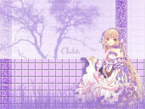 chobits wallpaper. chobits wallpaper.