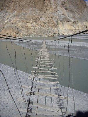 jambatan paling bahaya