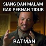 Batman Menurut Ahli Sejarah
