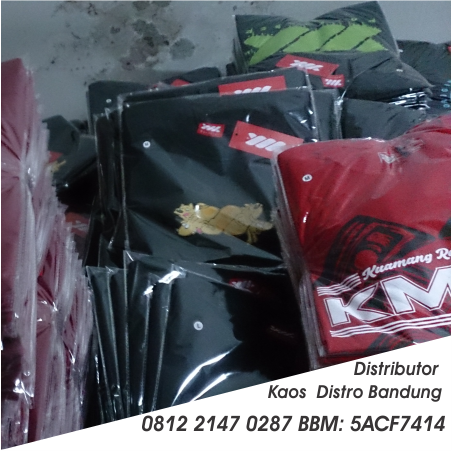 Grosir Kaos Distro Premium | 0812 2147 0287 BBM: 5ACF7414