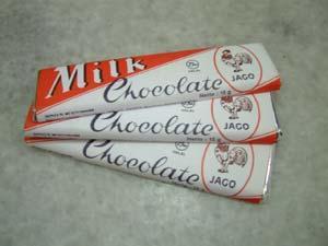 Coklat Cap jago