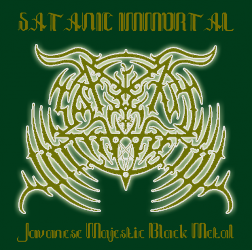 satanic immrotal logo