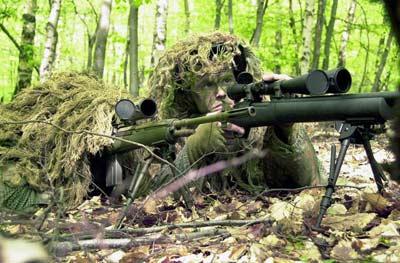 Sniper Gambar