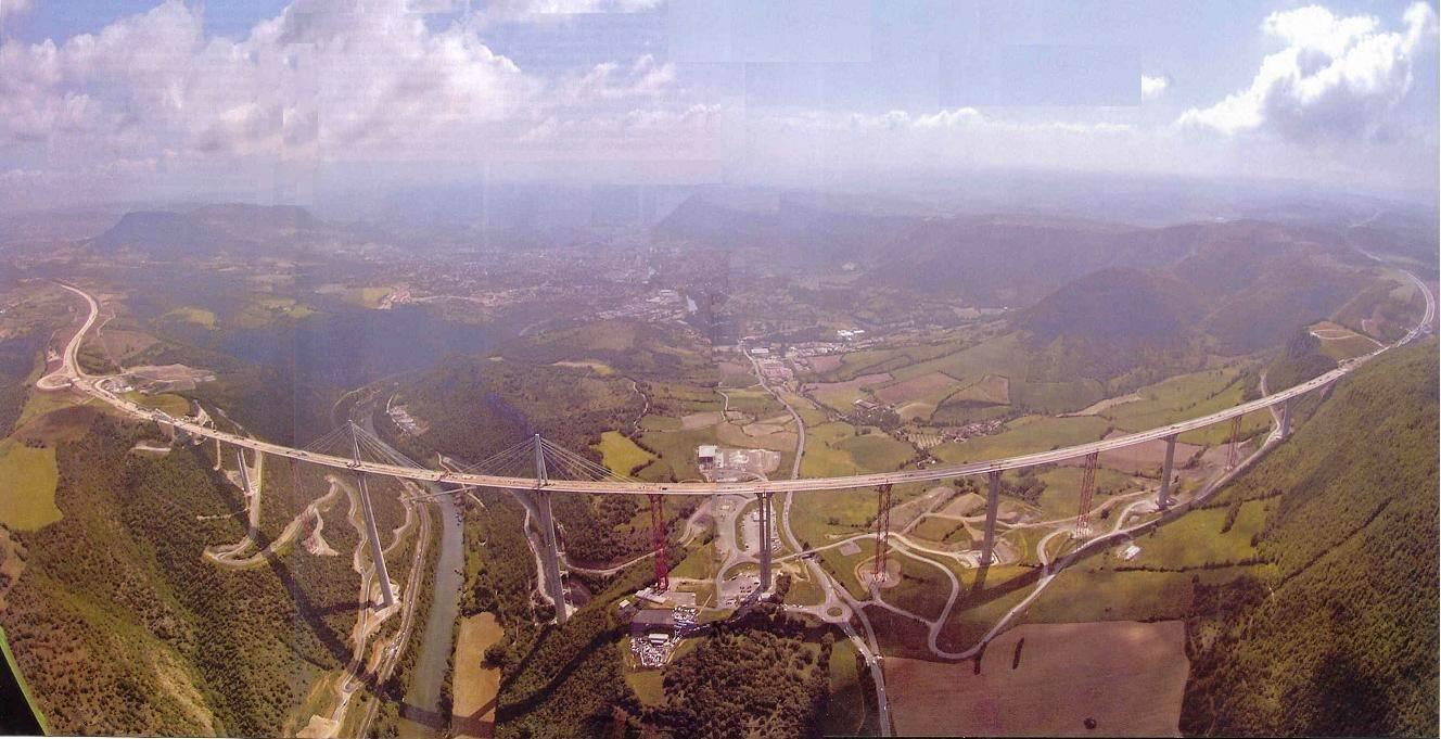 Lainnya - jembatan terpanjang didunia