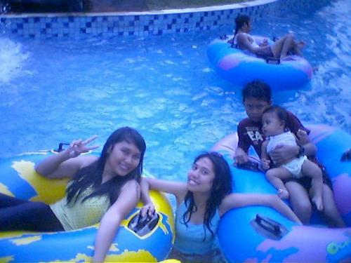 At the Ocean Park, BSD, Tangerang - Banten