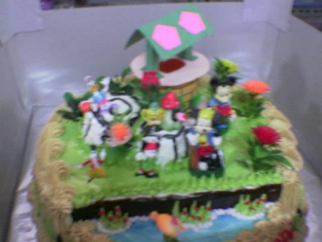 Kue Basah Toko Ulang Tahun Ulang Tahun Princess 19