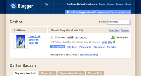 Cara Menghapus Follower di Blog